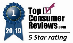 Top Consumers Reviews 5 star rating